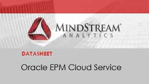 Oracle EPM Cloud Service Datasheet